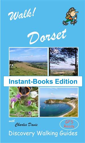 Walk! Dorset Instant - Book, Digital Edition - Discovery Walking Guides