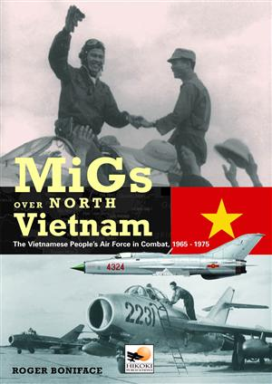 MiGS over North Vietnam - Crecy