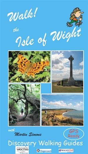 Isle of Wight, England - Walk! Isle of Wight - Discovery Walking Guide