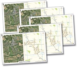 Our School Aeroimage Deskmats - Set 10 Wildgoose