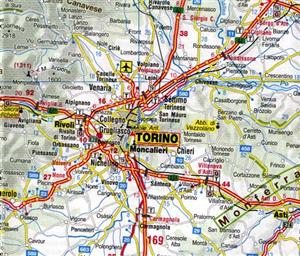 Alps, Switzerland, Europe -  ITMB International Travel Maps