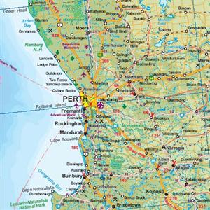 Australia - ITMB International Travel Maps