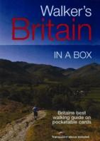 Walker's Britain in a Box : Britain's Best Walking Guide - Duncan Petersen Publishing