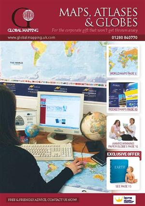 Global Mapping Brochure - free download