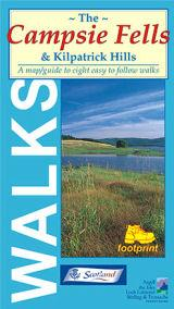 Campsie Fells and Kilpatrick Hills, Scotland - Footprint Maps - Walking Guide