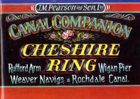 Cheshire Ring Canal Companion, England, Pearsons - Troll Publishing - Canal Guide, England
