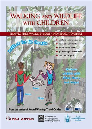 Walking and Wildlife with Children-Global Mapping - Walking Guide