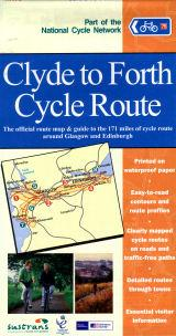 Clyde to Forth, Scotland - Cycle Map - Sustrans