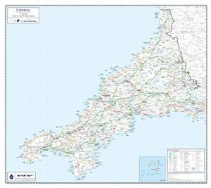 Dorset - County Maps