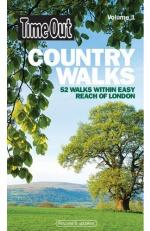Country Walks near London, Volume 1 - Specialist Guides - Guide Books - Time Out