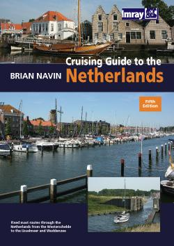 Cruising Guide to the Netherlands - Imray Maps