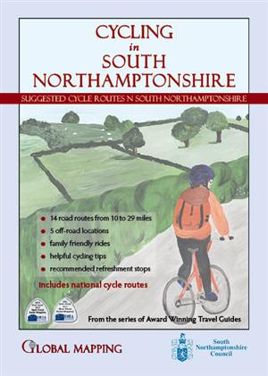 Cycling in South Northamptonshire - Global Mapping - Cycling guide