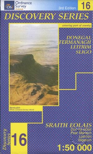 Donegal,Fermanagh, Republic of Ireland, Discovery 16
