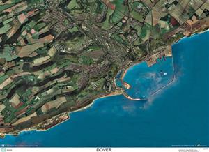 SkyView Dover, Kent Aerial Photo- England
