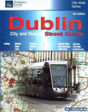 Dublin City and District Street Map Guide