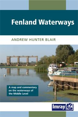 Fenland Waterways, Cambridgeshire - Imray Maps