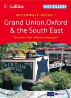 Grand Union, Oxford and The South East Waterways, England, Guide/Map - Collins/Nicholson