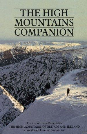 High Mountains Companion, Britain and Ireland - Baton Wicks - Mountain Companion