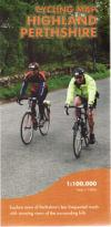 Highland Perthshire Cycling Map
