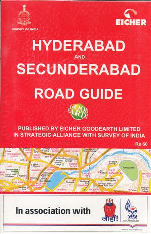 Hyderabad and Secunderabad, India, Asia Road Guide - Eicher Good Earth