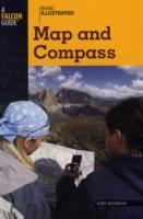 Basic Illustrated Map and Compass,  Cliff Jacobson - Globe Pequot Press