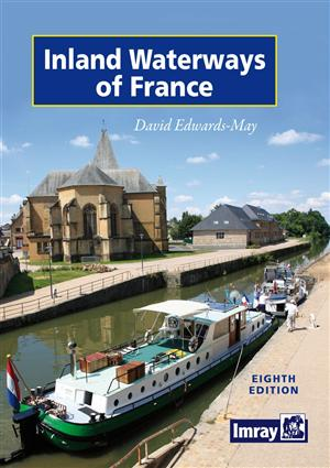 Inland Waterways of France - Imray Maps