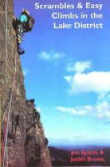 Scrambles and Easy Climbs in the Lake District - Greystone Books - Climbing Guide