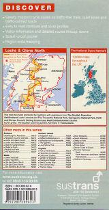 Lochs and Glens North NN7C, Scotland - Sustrans - Cycle Map