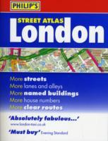 London, England, Mini Atlas- Philips