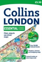 London, England, Street Atlas - new edition- Collins Map