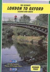 London to Oxford, England, Classic Bike Route, Ultimate - Excellent Books - Cycle Guide