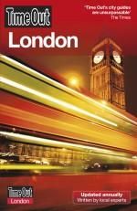 London, England, Europe - Guide Book - Time Out