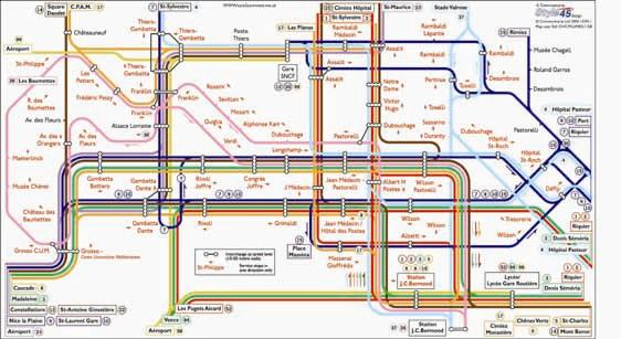 Nice Transport Map France Bus Map Map Stop Top maps at a