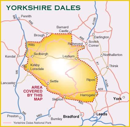 Yorkshire dales england for cyclists harvey maps map stop top yorkshire dales england for cyclists harvey maps fandeluxe Image collections