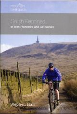 MBG South Pennines of West Yorkshire & Lancs - Mountain Bike Guide
