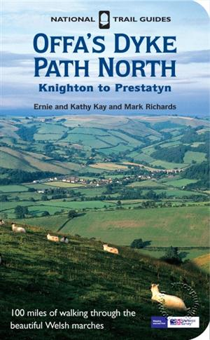 Offa's Dyke Path North, Wales, Aurum Press National Trail Guide