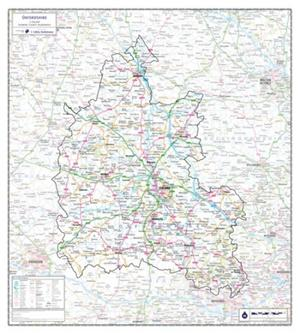 Oxfordshire - County Maps