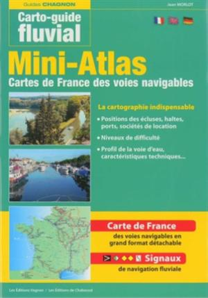 Planning Map of France - Guides Chagnon