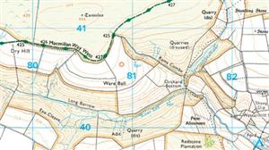 Ordnance Survey 1:25,000 Scale Colour Raster Map Data