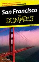 San Francisco For Dummies - ebook - PDF
