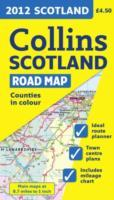 Scotland Road Map 2013 - Collins