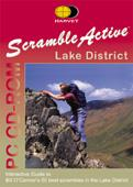 ScrambleActive Interactive CD - Harvey Maps