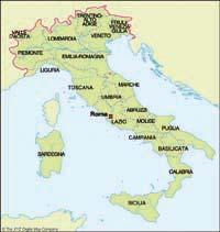 Simple Map Of Italy.Italy Simple Map Of Digital Download Xyz Map Stop Top Maps