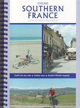 Southern France, Cycling, Loire to Mediterranean - Excellent Books - Cycle Guide