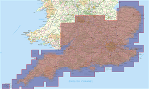 Southern England, S.England: South Coast to Birmingham and East Anglia, ViewFinder SatNav for your M