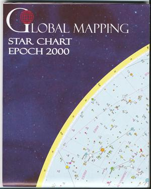 Star Chart, Folded - Global Mapping
