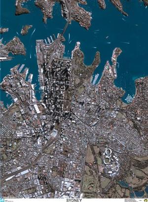 SkyView Sydney Aerial Photo-Australia
