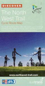 The North West Trail - NN92: Ireland Cycle Map - Sustrans