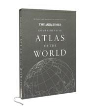 Times Atlas of the World - Comprehensive Edition - Collins