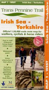 Trans Pennine Trail West - Irish Sea to Yorkshire